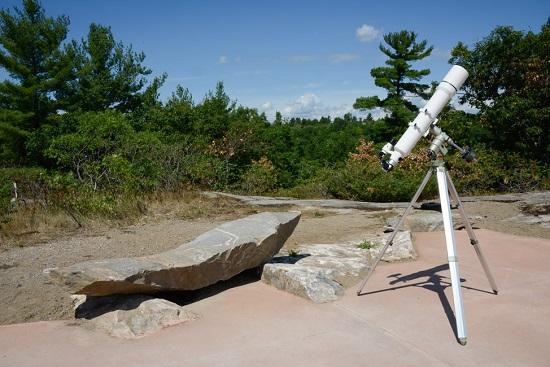 Dark Sky Viewing Area Telescope